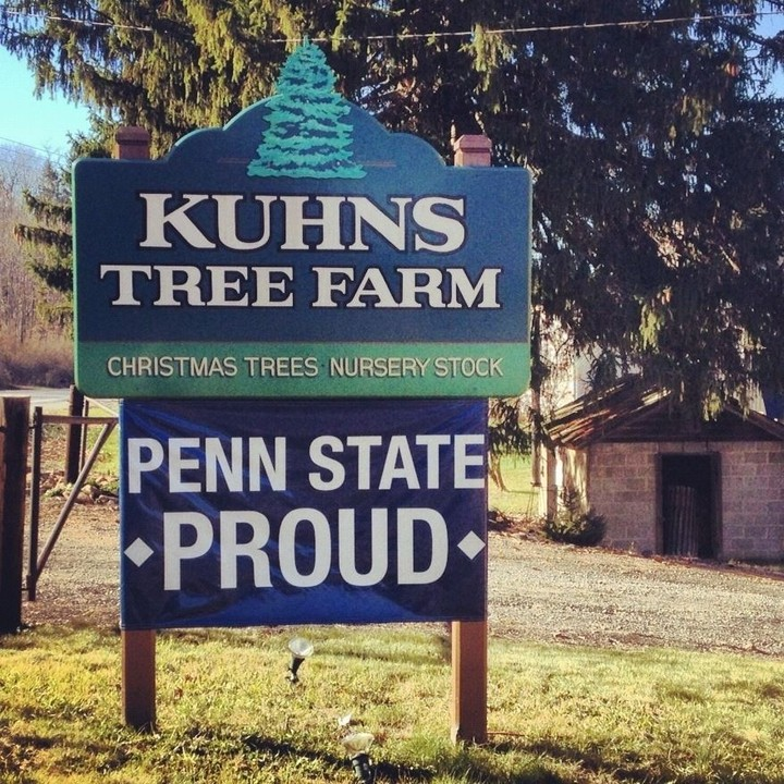 Welcome Kuhns Tree Farm